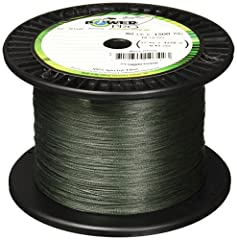 Round, smooth, and sensitive braided fishing line Enhanced Body Technology (EBT) boosts handling performance Constructed with Spectra fiber for incredible abrasion resistance EZ Spool (on select models) lets you spool your reel directly from the box ...