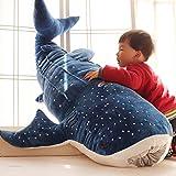 beiguoxia Niedlicher Hai Plüsch Spielzeug Niedlich Hai Plüsch Spielzeug Big Fish Tuch Puppe Wal...
