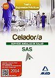 Celador del Servicio Andaluz de Salud. Test y Supuestos prácticos (Andalucia (mad))