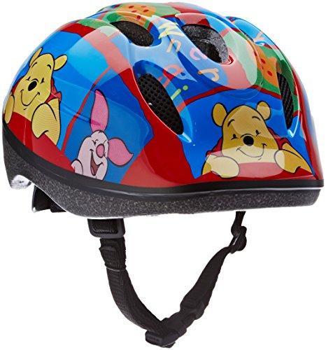 winnie the pooh rosso casco da bicicletta per bambino 48-54 centimetri