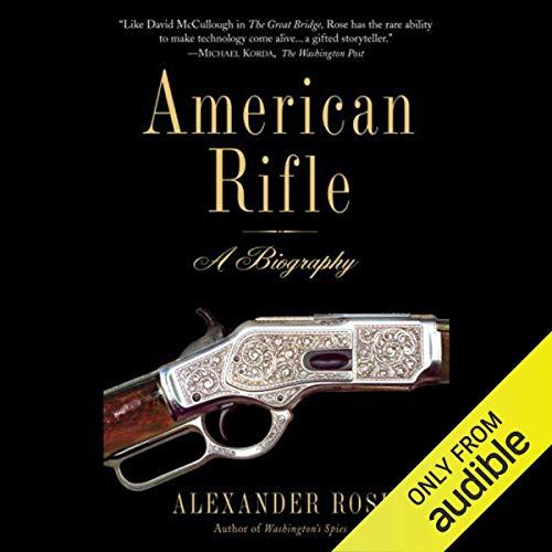 American Rifle audiobook cover art