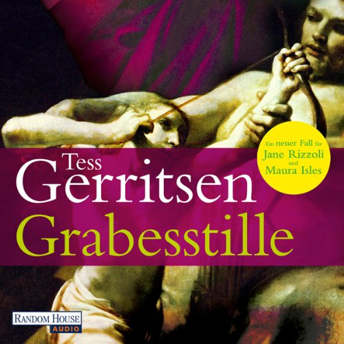 Grabesstille audiobook cover art