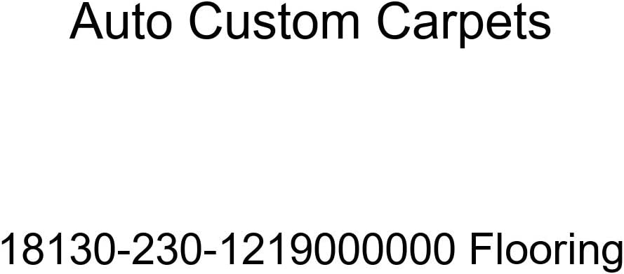 Auto Custom Japan's largest assortment Carpets Fees free!! Flooring 18130-230-1219000000