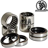endurocult Kit Cuscinetti Ruota Anteriore per SX-F//EXC-F//TC//Te//FC//Fe//RR 125//200//250//300//350//400//450//500