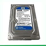 Hard disk interno 500GB / Sata 3.5Inc. Western Digital (Ricondizionato)