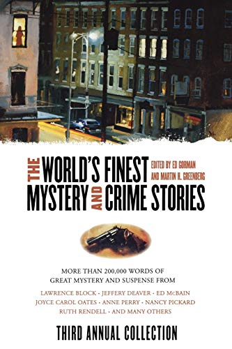 The World's Finest Mystery and Crime Stories 3
