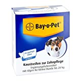 Bay-o-Pet Zahnpflege Kaustreifen mit Alge für kleine Hunde,
