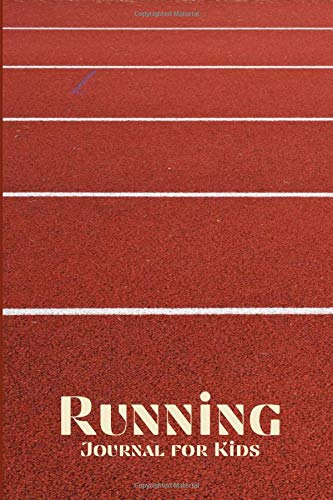 Running Journal for Kids: Personal Running Diary Log Fitness Notebook, Track Distance, Route, Weather, Runners Training Log, Exercise Sport Journal, ... Christmas (My Running Log Book, Band 18)