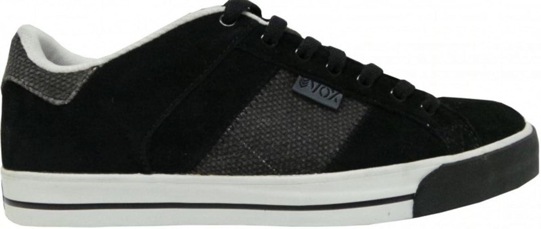 Vox S board Schuhe Trooper Strubing2 schwarz schwarz Burlap  gute Qualität