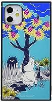 iPhone 11 ケース, カバー ムーミン 耐衝撃 ストラップ ホール付き ハイブリッドケース KAKU コミック_2 IQ-AP21K3TB/MT010