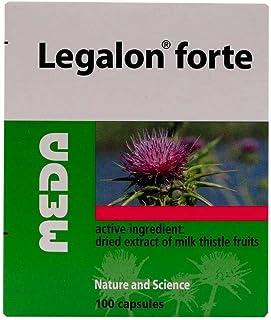 Legalon Forte 140mg Capsules 100's