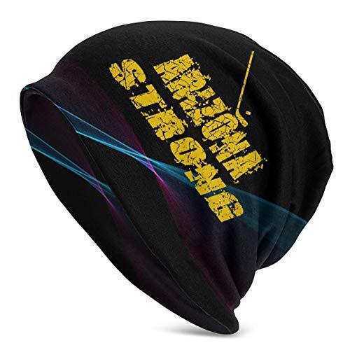 shenguang Hockey Arizona Starke Unisex-Strickmütze Soft Stretch Beanies Skull Cap...