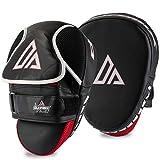 Dynamix Athletics Elevate - Manoplas de Boxeo con Acolchado de Gel Shell Shock y Tejido de...