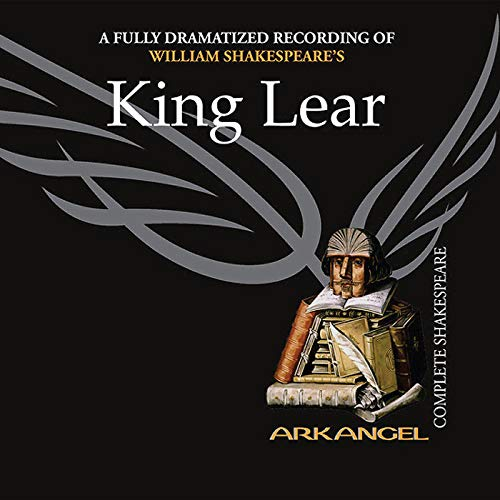 King Lear  By  cover art