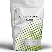 L-Aspartic Acid Powder 500g Free UK Shipping UK Certified Product Estimated Price : £ 21,28