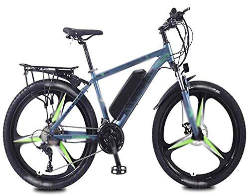 Bicicleta eléctrica Bicicleta eléctrica por la mon Bicicletas 26 pulgadas eléctricos de bicicletas, Bicicletas 36v13Ah batería de litio Pantalla LED de velocidad variable asistida bicicletas Entrega d