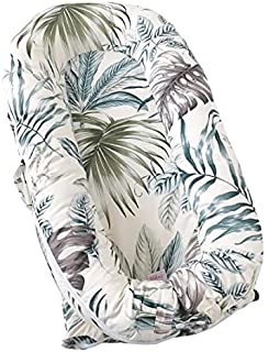 Valsonix Baby Nest Cover [fits Docktot Deluxe+] (Tropical Vacation)
