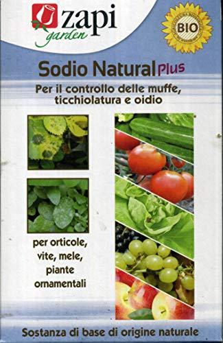 zapi Sodio Natural Plus pour Le contrôle des moisissures Technique Oidio Boîte de 500 grammes