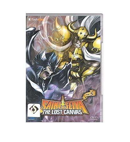DVD Saint Seiya The Lost Canvas VOL 5 - FLASHSTAR