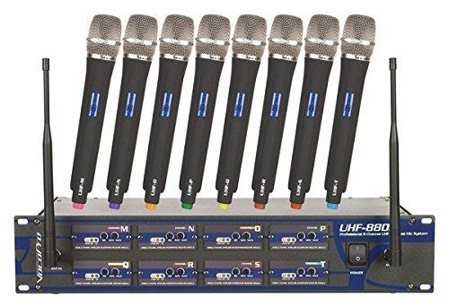 VocoPro, 20.00 x 20.00 x 20.00 (UHF8800)