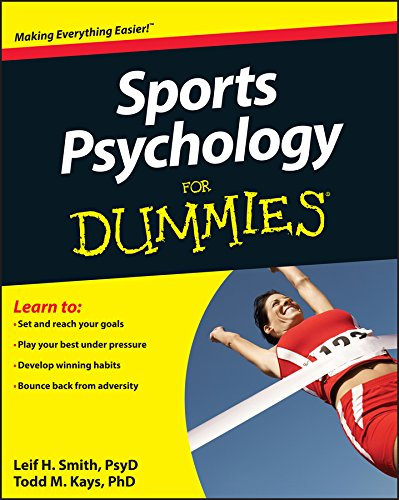 Sports Psychology For Dummies (English Edition)