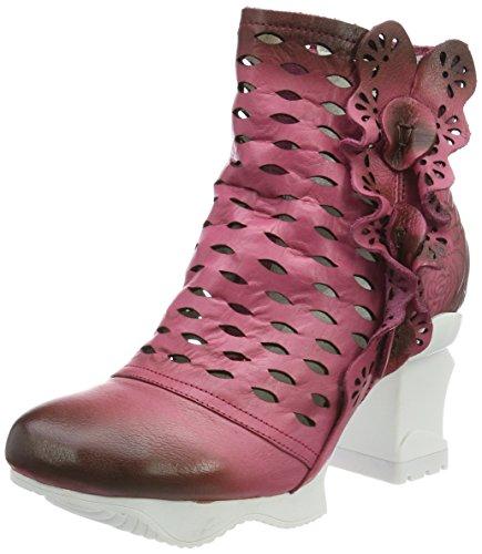 Laura Vita Damen ARMANCE 06 Stiefel, Pink (Fushia), 39 EU