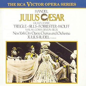 Händel: Julius Caesar, HWV 17