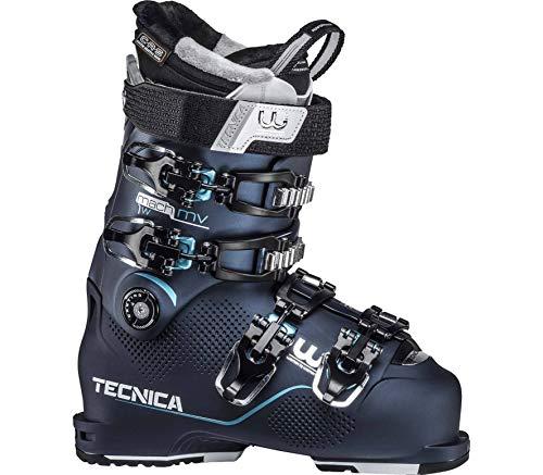 Moon Boot Tecnica Mach1 MV 105 Femmes Bottes Ski Bleu OS