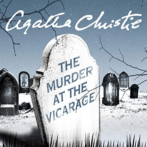 Couverture de The Murder at the Vicarage