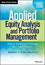 Best financial analysis and portfolio management course Reviews