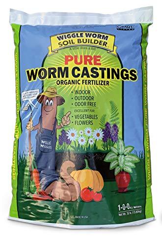 Wiggle Worm Organic Worm Castings