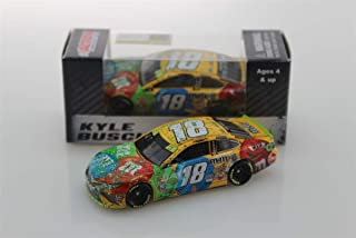 Lionel Racing Kyle Busch 2019 Homestead Miami Win Raced Version Championship M&M Diecast Car 1:64 Scale