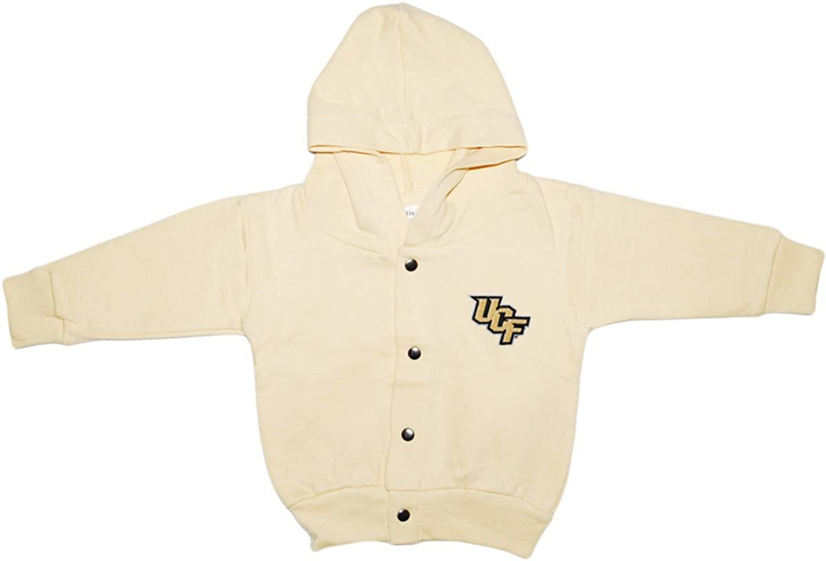 Central Florida UCF Knights Baby Snap Hooded Jacket