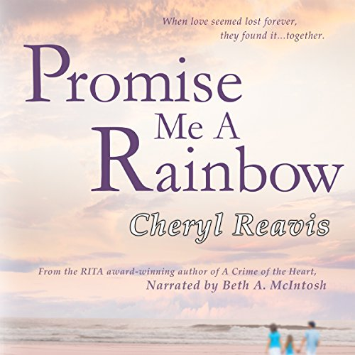 Promise Me a Rainbow audiobook cover art