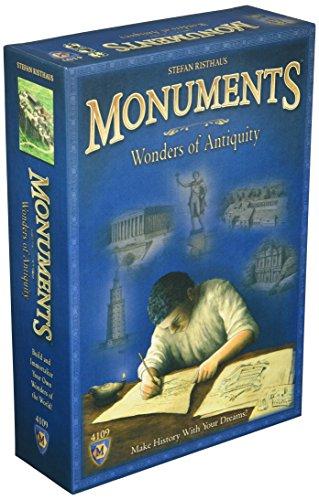 Mayfair Monuments: Wonders of Antiquity