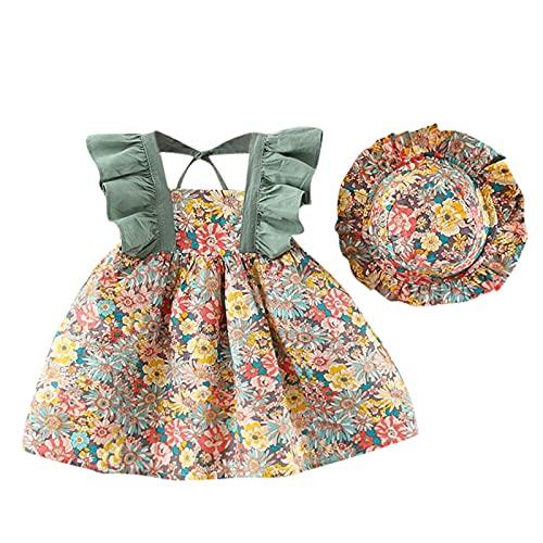 Keepwin Vestido De Princesa para Niña Playeros En Ofertas Vestido Niña Verano...