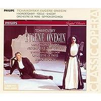 Eugene Onegin by HVOROSTOVSKY / FOCILE / ORCH DE PARIS / BYCHKOV (2005-10-03)
