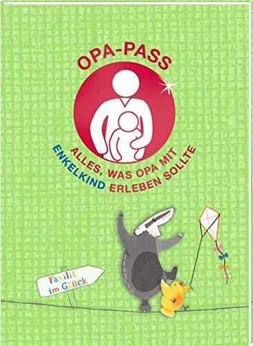 Opa-Pass: Alles, was OPA mit Enkelkind erleben sollte