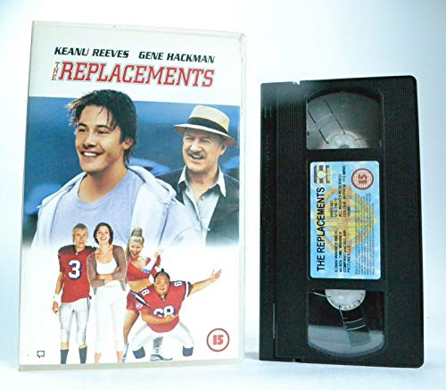 Replacements [Reino Unido] [VHS]