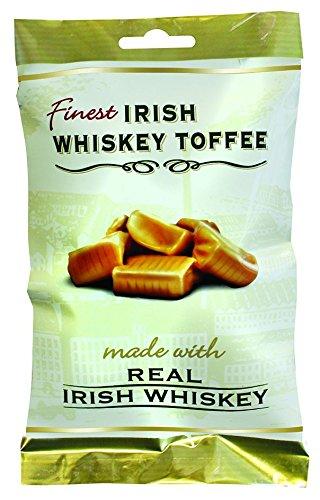 Kate Kearney's Toffees aus Irland mit irischem Whiskey.120g