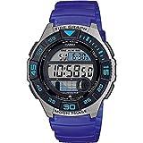 Casio Reloj Digital para Hombre de Cuarzo con Correa en Resina WS-1100H-2AVEF
