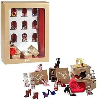 Mattel Barbie Christian Louboutin Shoe Pack