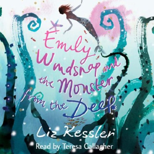 『Emily Windsnap and the Monster from the Deep』のカバーアート