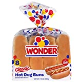 Wonder Hot Dog Buns, 13 oz