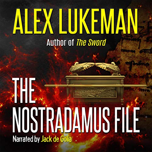 The Nostradamus File cover art