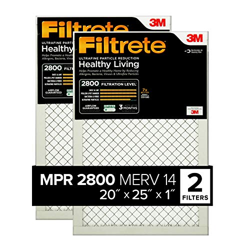 3m air filters 14x14x1 - 3