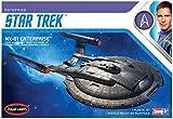 Polar Lights Star Trek NX-01 Enterprise 1:1000 Scale Snap Model Kit