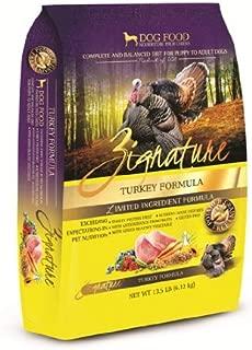 Zignature Turkey Dry Dog Food