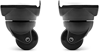 360 Degree Rotation luggage wheels replacement BW016# (A pair)