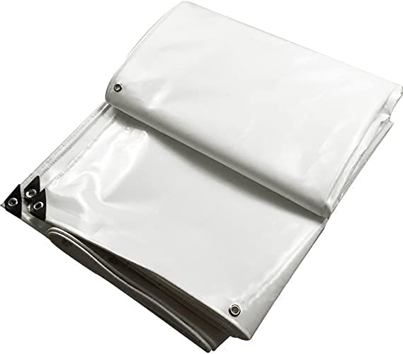 XJLG-Bache Tissu imperméable Bache imperméable à l'eau de bache imperméable à l'eau double-face de construction de la cargaison étanche à la poussière de tissu résistant à la poussière à haute tempéra